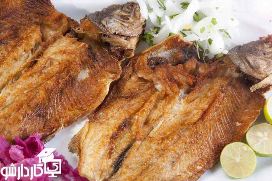 ارزش غذایی ماهی قزل آلا